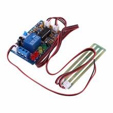 Профессиональный Датчик уровня воды модуль контроллера уровня жидкости для автоматического дренажного устройства плата контроллера уровня
