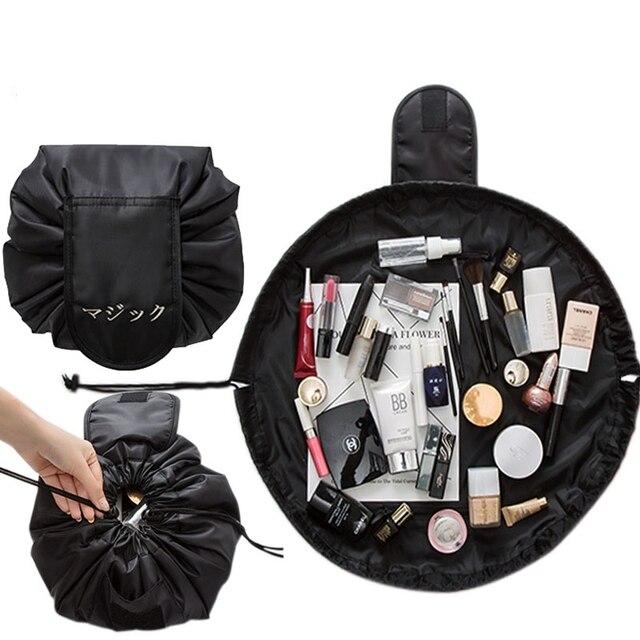 Fashion Women Cosmetic Storage Bags Large Capacity
