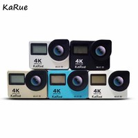 KaRue 4K 2.0 touch HD Action Sport Camera WiFi 1080P 60fps 170D 30M Waterproof Outdoor Camera Video Action DV Sports Camera