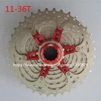 Sunrace 11-36T Road Bicycle Freewheel Bike Cassette 11 Speed cycling flywheel Bicycle Parts CSRX1 freewheel