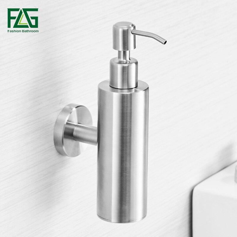 Flg Liquid Soap Dispensers Brushed
