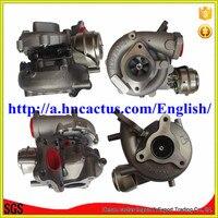 Peças de Motor D40 2.5 dCi 14411-EC70C GTA2056V Turbocharger GT2056V
