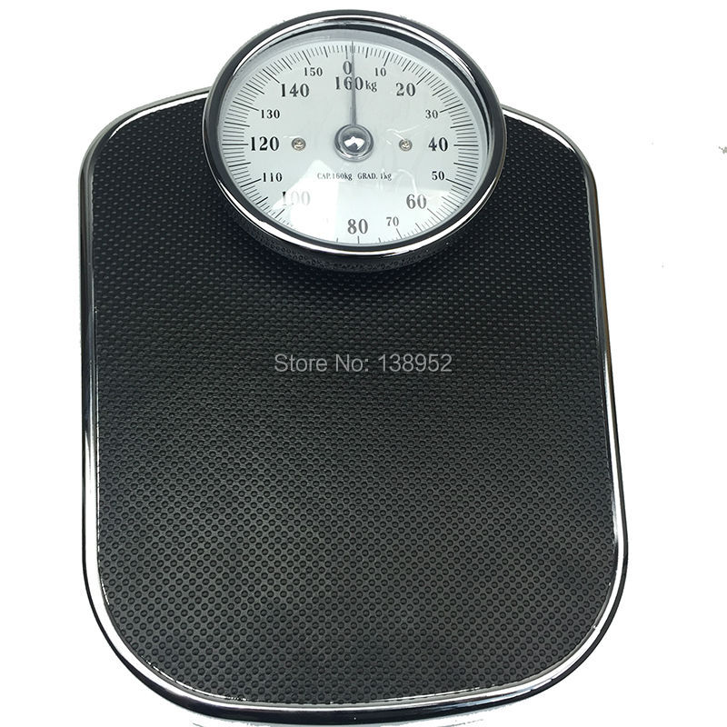 weighing body bench platform weight scale floor spring balance Mechanical scales for kg and pound Pointer to lose weights d une balance