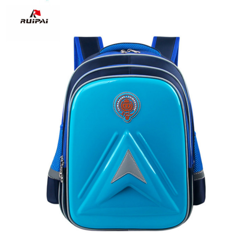 Children School Bags Boys Girls Waterproof pu leather school Backpacks Primary School Backpacks kids Orthopedic school backpacks