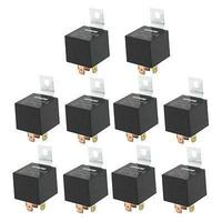 DC 24 Volts 40A 1NO 1NC SPDT 5 Pin JD2914 Type Auto Car Relay 10 Pcs