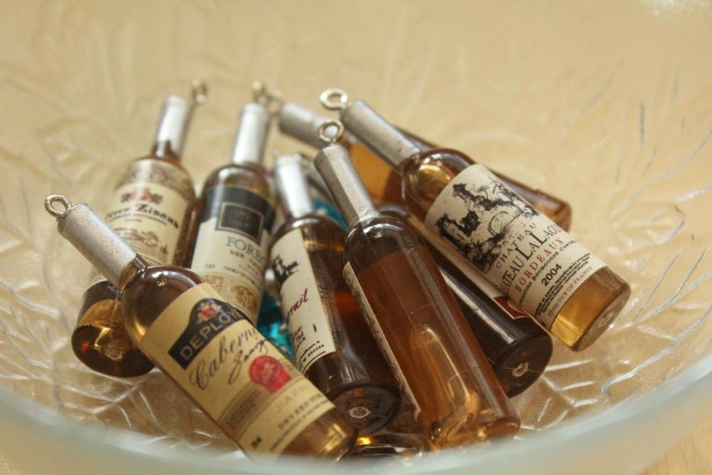 Wedding Table Decoration Kits 50mm Mini Champagne Wine Bottle