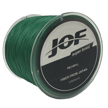 300m 8 strands PE Multifilament 8 Weaves Braided Fishing Line For Carp Fishing