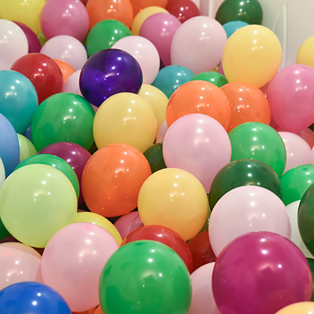 631f68d0ecbc 20pcs 10inches Balloon Wedding Bridal Love Marriage Room Decorating  Engagement Children Birthday Party Decoration House Office