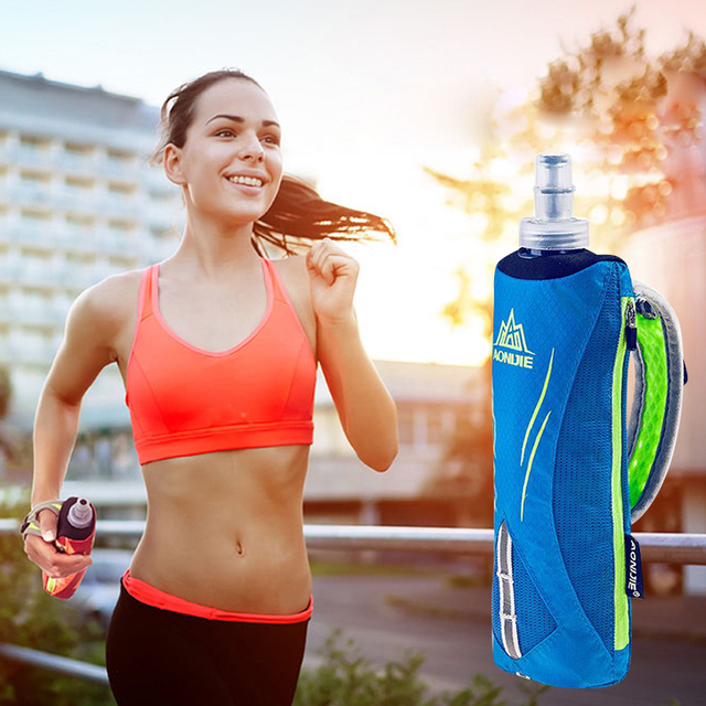Outdoor Sports handheld water bottle Bag