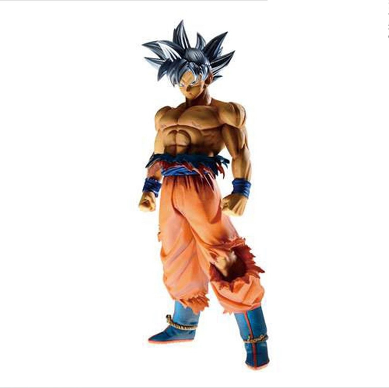 Toys & Hobbies 24cm Dragonball Z Figuarts Zero Ex Super Saiyan Son Goku Vegeta Trunks Buu Collection Dbz Ssj 4 Model Brinquedos Figurals Gift