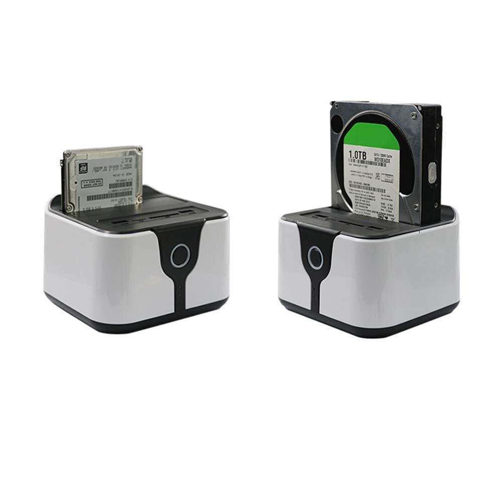 Multifonctionnel USB 3.0 Externe SATA Disque Dur Station D'accueil Carte Lecteur hdd usb adaptateur