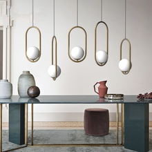 Nordic design Modern pendant lights lamps for Living room Restaurant loft led hanglamp de bedroom kitchen hanging light fixtures lukloy nordic gold ball modern pendant ceiling lamps loft for the kitchen led pendant lights hanglamp hanging light fixture