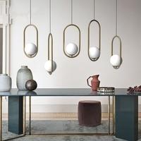 Nordic design Modern pendant lights lamps for Living room Restaurant loft led hanglamp de bedroom kitchen hanging light fixtures