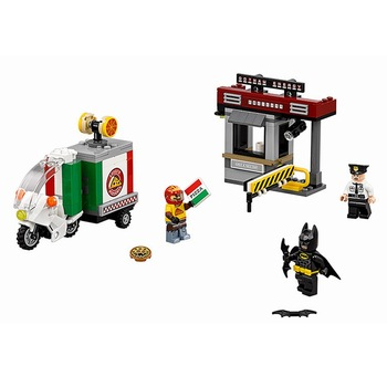 10629 Batman Movie Scarecrow Special Delivery Vehicle  Compatible with Legoing  Block Set Magpie  Building Toy For Kids 21035 lego