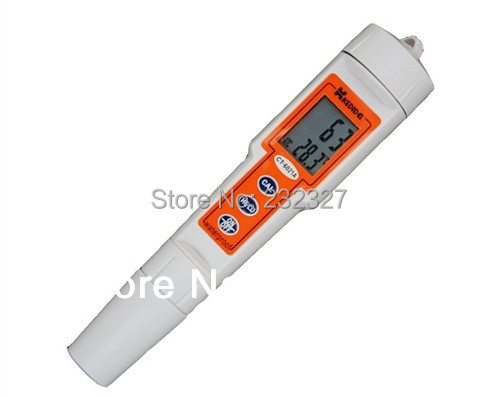 2013 New style Pen type ph meter digital Portable Tester filter water CT-6021A Measurement range of 0.00 ~ 14.00pH free shipping  цены