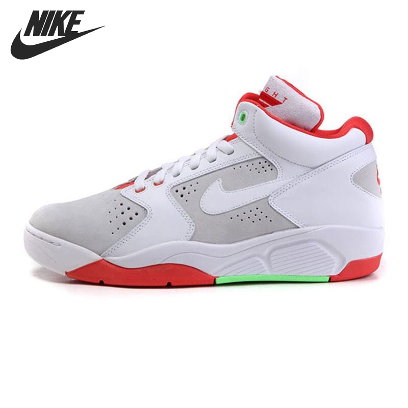 Original New Arrival NIKE FLIGHT LITE Men s Basketball Shoes Sneakers