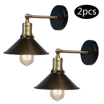 OYGROUP Moderne Vintage Loft Verstelbare Wandlamp Industriële Metalen Verlichting Home Decor Nachtlampje retro Blaker Lamp # OY16W04D