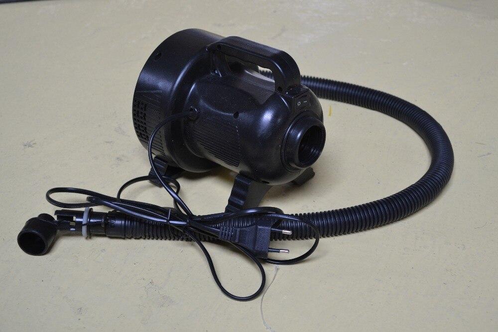 1000 W électrique pompe à air pour bulle football, boule de butoir, rouleau de l'eau, zorbing balle, bulle de football