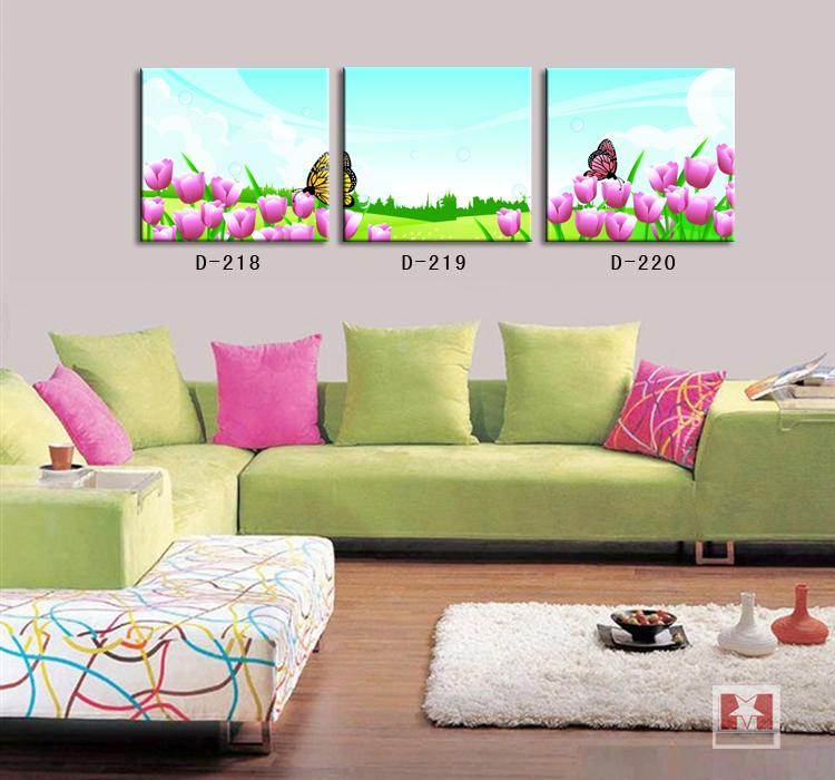 Quality 3 Panels Cartoon Modern Decorative Butterfly Decor Art Pictures for  Childrens Room Kindergarten Hallway Bedroom. Online Get Cheap Kindergarten Painting  Aliexpress com   Alibaba Group