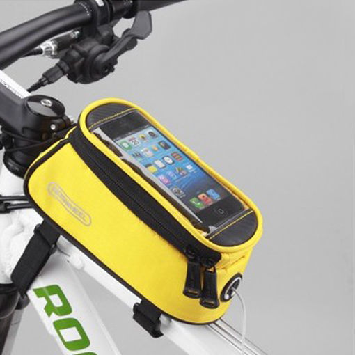 Roswheel Bicycle Bags Cycling Bike Frame Iphone Bags