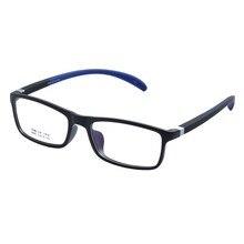 Deding стильные мужские очки для чтения, небьющиеся Скручивающиеся силиконовые дужки пресбиопии линзы очки для чтения DD1164READ