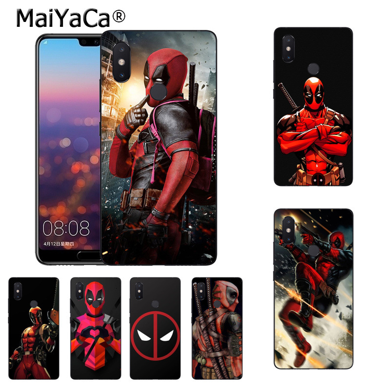 Best Xiaomi Redmi Note 2 Case Deadpool Ideas And Get Free