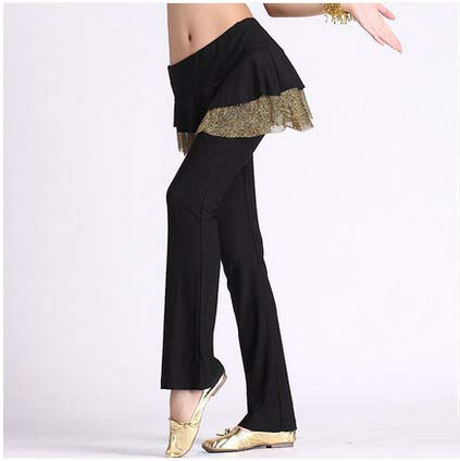 New Belly Dance Costumes Senior Sexy 07# Crystal Cotton  Belly Dance  Pants For Women Belly Dance  Trousers