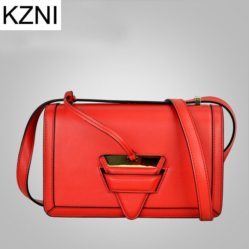 KZNI luxury handbags women bags designer cute crossbody bags for women bolsas femininas bolsas de marcas famosas L010319