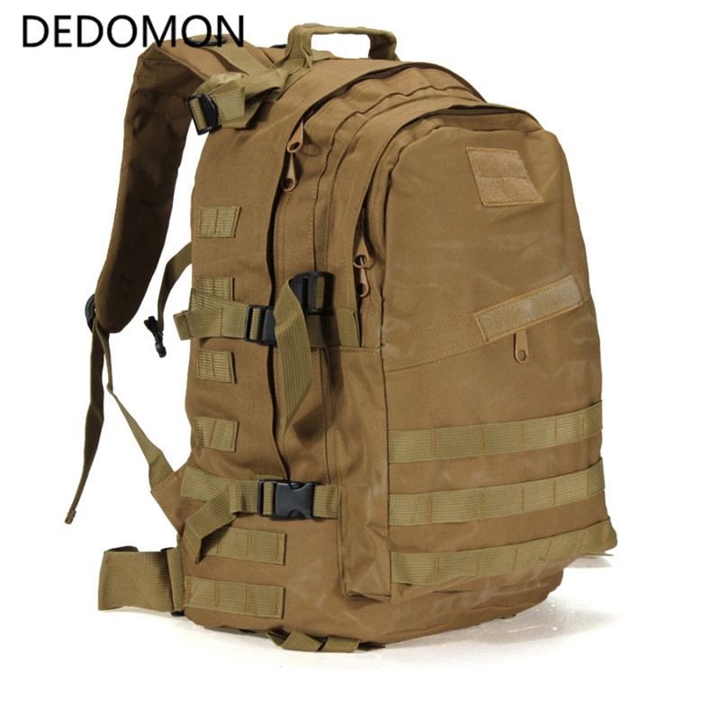 55L Outdoor Sport Military Tactical Climbing Mountaineering Backpack Camping Hiking Trekking Rucksack Travel Outdoor  3D Bag