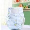 Многоразовые младенческой подгузник ткань пеленки мягкая моющаяся вставить крышка NB022