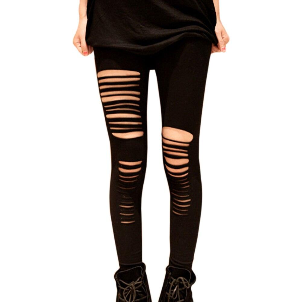 Striped Leggings Horizontal