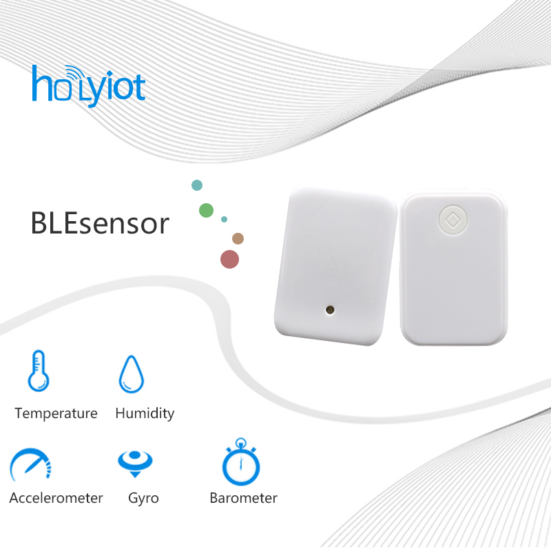 US $30 0  sale price custom BLE nRF52832 Bluetooth Beacon accelerometer  Gyro humidity barometric sensor-in Replacement Parts & Accessories from