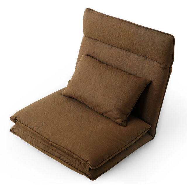 Lazy Floor Sofa Bed Lounge Chairs Man Couch With Pillows For Bedroom Living Room Furniture Chaise Reclining Chair
