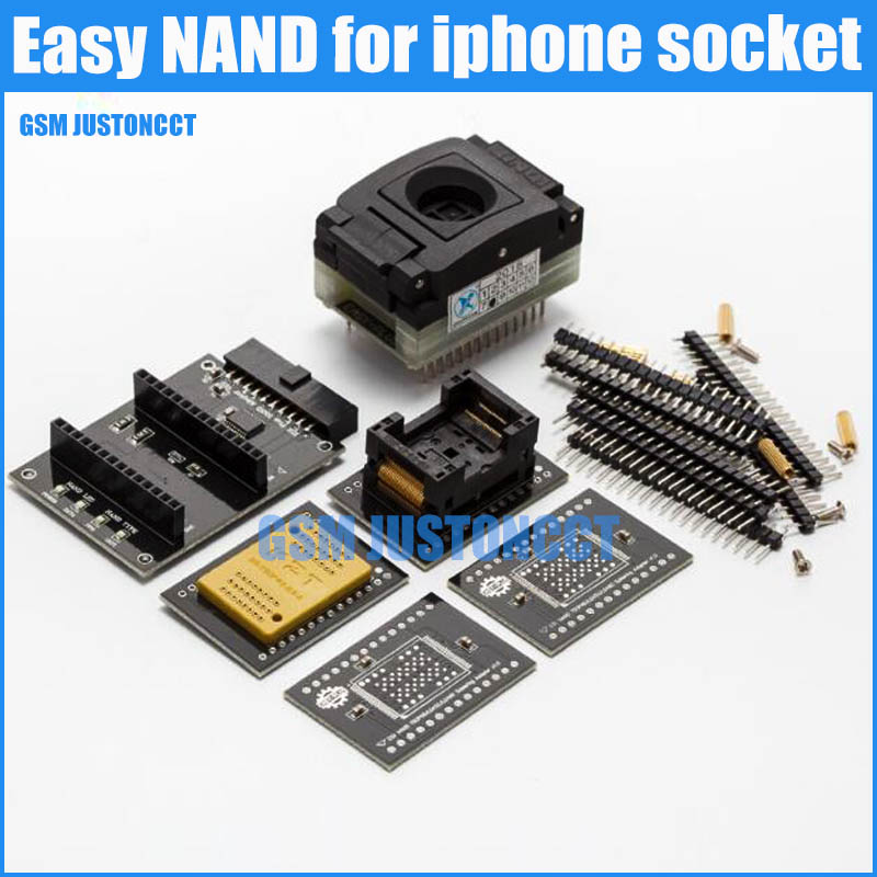 2019 ORIGINAL NEW EASY JTAG PLUS Easy NAND For Iphone Socket