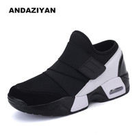 New increased air cushion shoes for men and women casual shoes