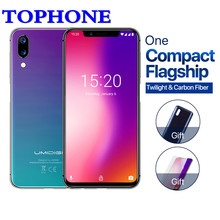 2018 Global Version 19:9 5.9″FHD Android 8.1 Face ID mobile phone RAM 4GB ROM 32GB MTK6763 Octa Core 12MP 4G LTE smartphone