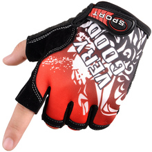 JAYSON Half Finger Cycling font b Fitness b font Glove For Unisex Horizontal Bar Gym Bodybuilding