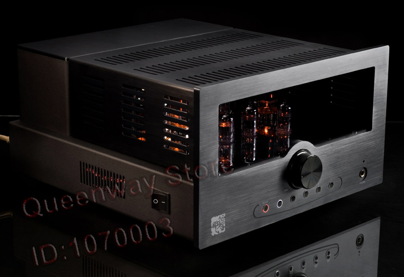 JUNGSON V-33/V-33MK II Integrated Vacuum Power Amplifier Integrated HIFI Vacuum Tube Power Amplifier KT 88*4