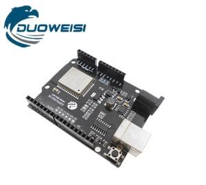 Image 2 - ESP32 макетная плата, серия, Wi Fi, Bluetooth, Ethernet, IoT, беспроводной модуль приемопередатчика, плата управления