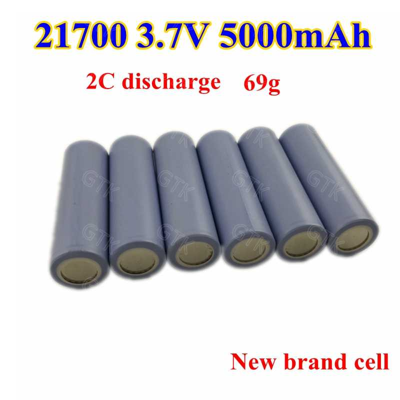 Consumer Electronics Logical 13pcs New Brand Cylinder 3.7v 5000mah Lithium Ion Battery 3.7v 5ah 4800mah Li-ion Cells For Electric Bike Power Tools Diy Replacement Batteries