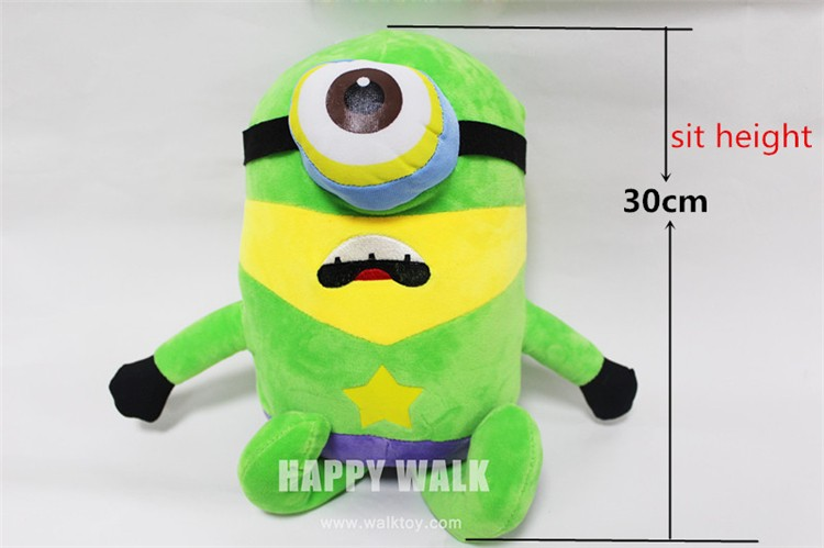 minion movie plush 40cm