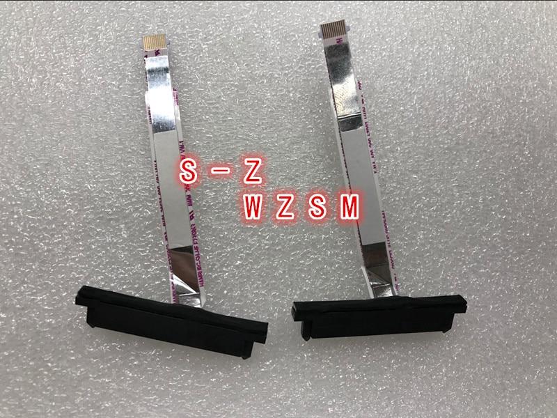 New Hard Drive Cable For Hp M6-AQ005DX M6-AQ003DX X360 M6-AQ HDD Hard Disk Drive Cable 856788-001 new laptop cable for hp pavilion m6 m6 1000 envy m6 pn dc02001jh00 repair notebook lcd lvds cable