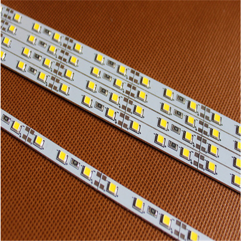 Free shipping 10pcs/lot Samsung 2835 SMD led bar light ,ultra slim 5mm led rigid bar ,18.7W/M led hard strip LHS-28-002 free shipping 10pcs smd foot hcpl3101 a3101