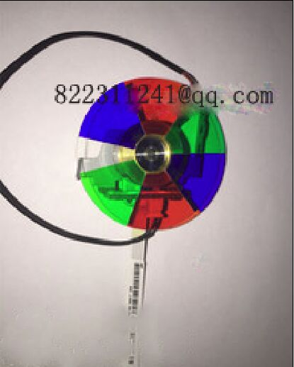 ФОТО NEW original Projector Color Wheel for  BENQ W100 color Wheel ( Diameter/46mm)