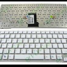 Новая клавиатура для ноутбука США для sony VPC-CA VPCCA VPC CA(без рамки) белый-148953511 55010S001U1-203-G V120078B 9Z. N6BSF. B01