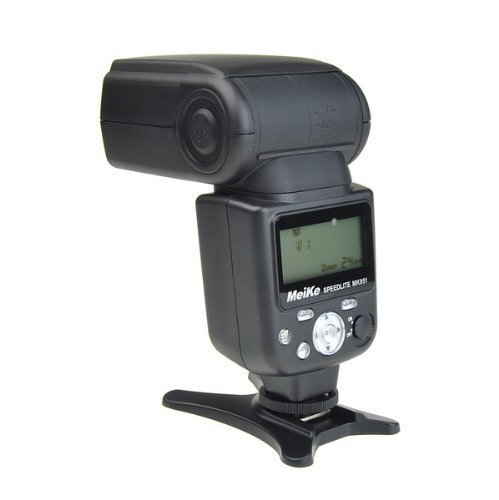 MEKE Meike MK951 TTL E-TTL LCD Flash Speedlite Flash for Canon EOS 5D Mark II 50D 60D 550D 600D 650D 700D 430EX II nissin di600 фотовспышка для canon e ttl e ttl ii