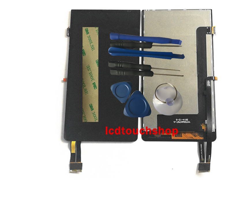 RYKKZ For GS00368D055-G552-FPC-V1 Touch Screen With LCD Display YXT55AH797-A Digitizer Assembly Replacement With ToolsRYKKZ For GS00368D055-G552-FPC-V1 Touch Screen With LCD Display YXT55AH797-A Digitizer Assembly Replacement With Tools