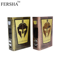 FERSHA Electronic Cigarette 200W Mod kit vape box Of 18650 battery RBA DIY atomizer Power adjustable Player Big smoke vaper