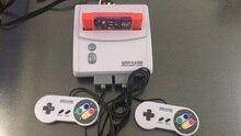 ТВ игровая консоль для Snes 16 бит игр с 100 в 1 SNES игровой картридж (можно аккумулятор сохранить)