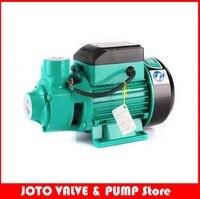 Cast Iron Self Priming Centrifugal Water Pump 370W 220V High Pressure Booster Pump